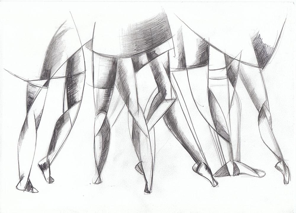 balet beinen 1000 pixel