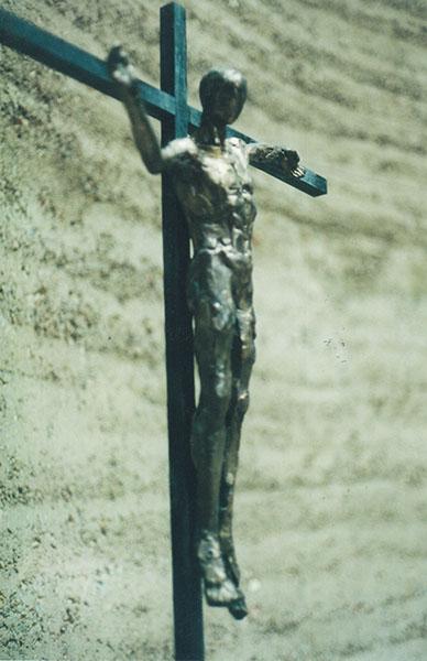kapelle der Versöhnung 3   600 pixel Bronze