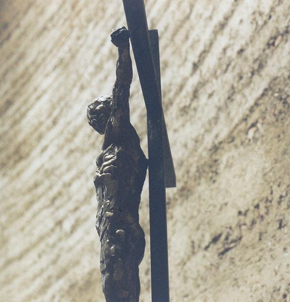 kapelle der Versöhnung.  1 Bronze600p
